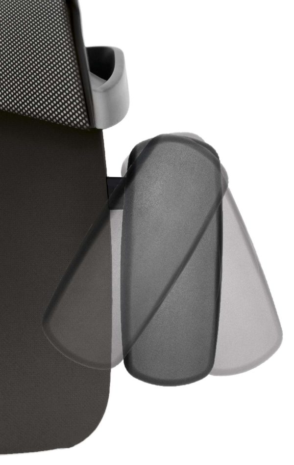 Gispen bureaustoel ZINN Smart. 3D-verstelbare armsteunen | www.bureaustoel.nl