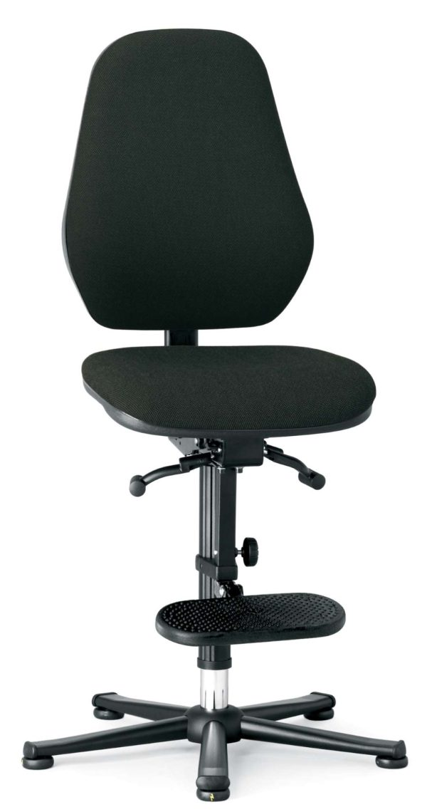 Bimos werkstoel ESD Basic 9156E | www.bureaustoel.nl
