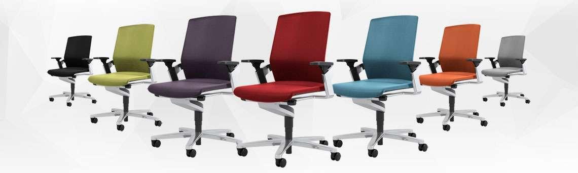 Stel zelf uw bureaustoel samen