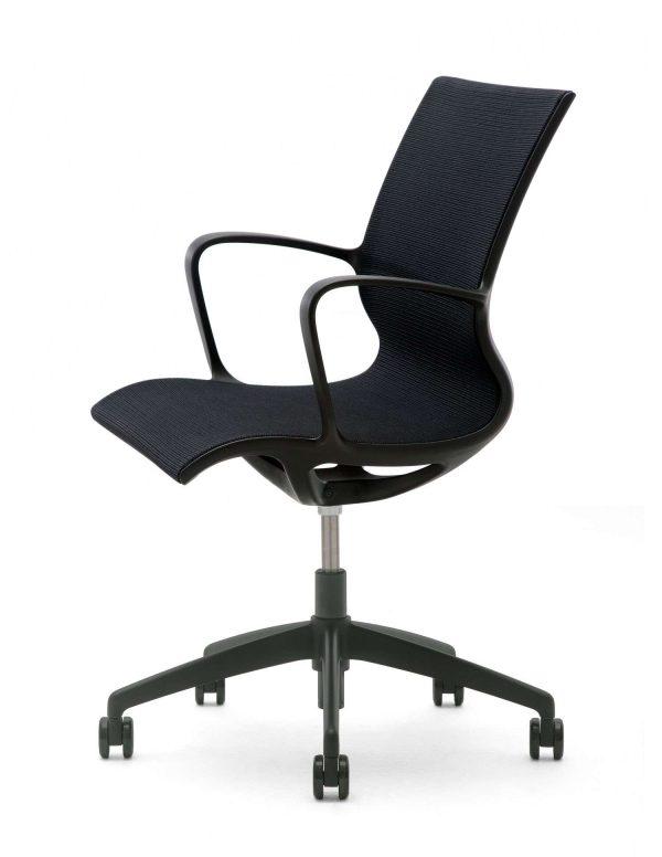 gispen-turn-bezoekersstoel-zijaanzicht